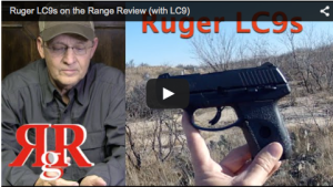 "This is an on the range review of the Ruger LC9s; the new striker fired version of the hammer fired LC9. A short discussion is also noted of hammer fired (DA/SA) guns and striker fired guns and ""my take"" on their differences. The LC9 is compared also to the LC9s."